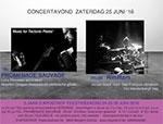 Concertavond Promenade sauvage en RimRam